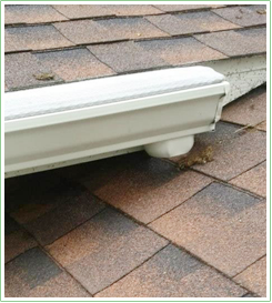 Gutter Covers in Houston